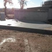 Bild 15 Betonarbeiten Biogasanlage