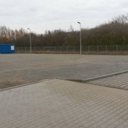 Bild 10 Parkplatzbau