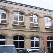 Bild 1 Fassade vor Sanierung