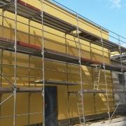 Bild 10 Fassade Industriehalle nach Neugestaltung