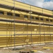 Bild 11 Fassade Industriehalle nach Neugestaltung