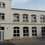 Bild 2 Fassade nach Neugestaltung