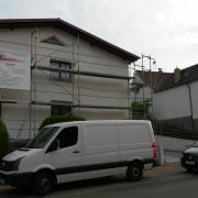 Bild 5 Fassadensanierung Wohnhaus