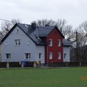 Bild 6 Komplette Fassadensanierung eines Wohnhauses mit Mineralwolle